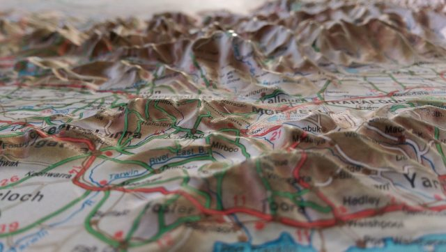 What Does Topographic Map Mean? - Outdoor Federation