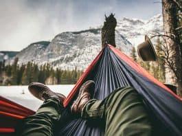 Beginner guide to hammock camping