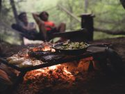 11 Tasty Camping Snacks