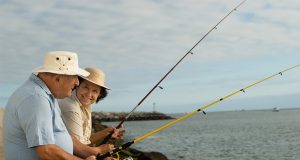 How to Start Surf Fishing