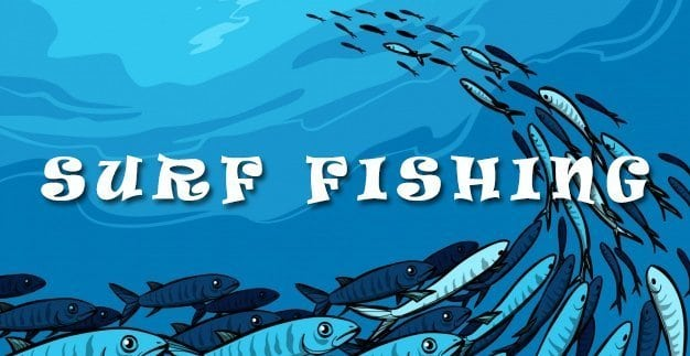 what is surf fishing