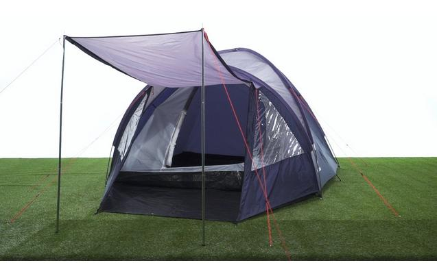 Halfords 4 Person Double Skin Tent