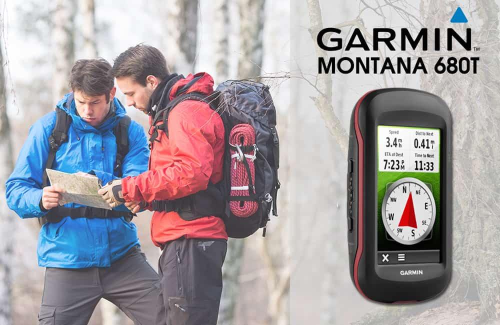 Garmin Montana 680T Review