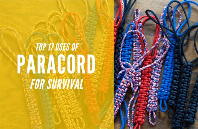 Top 17 Uses of Paracord for Survival