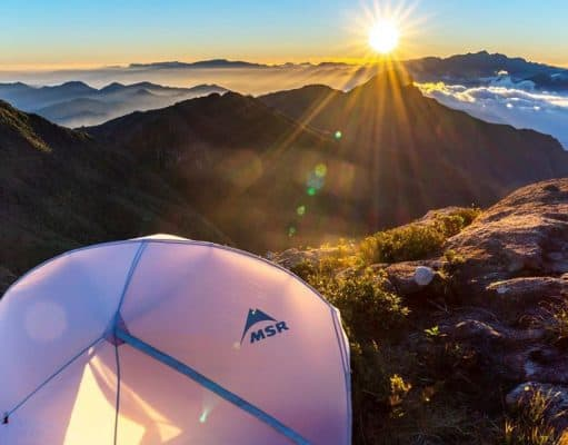 Where to camp for free in usa and canada