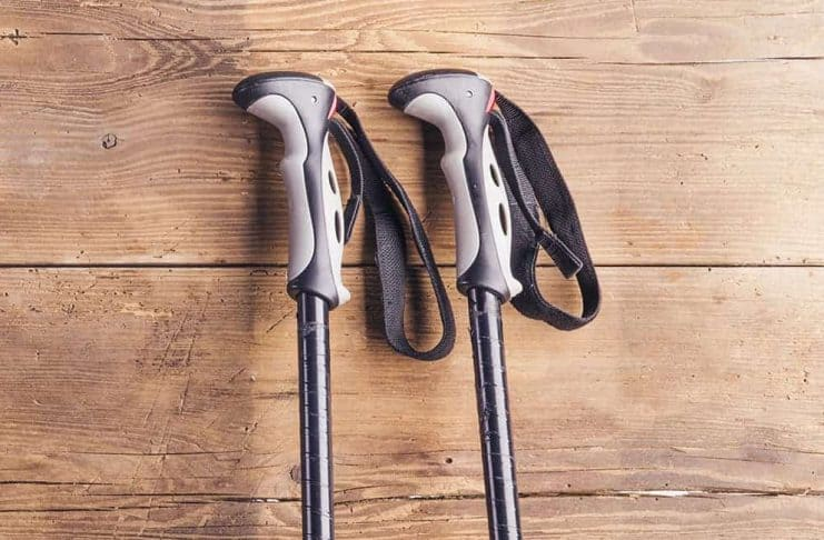 Why use trekking poles for trekking or hiking