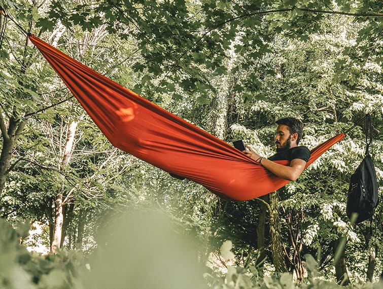 are hammocks good for your back