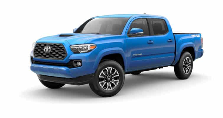 Toyota Tacoma For Truck Camping