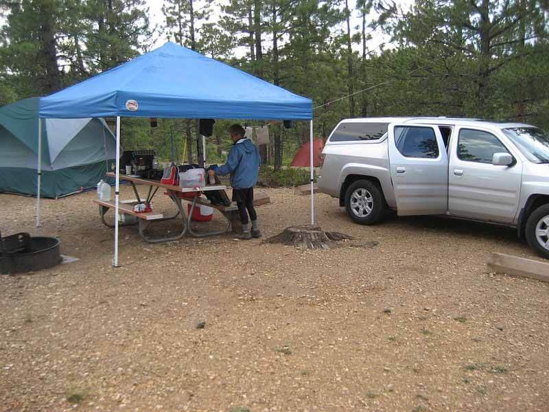 Car Camping Shelter