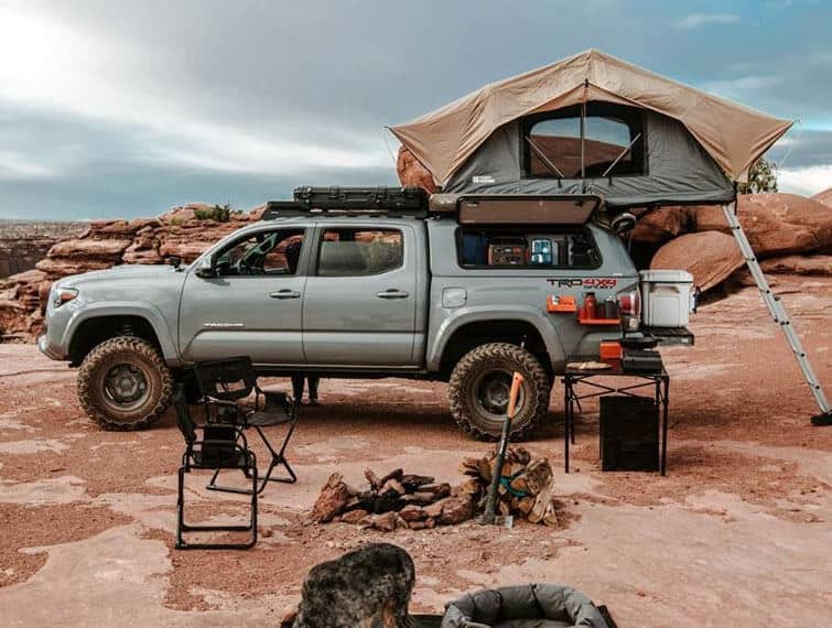 Essential Truck Camping Gear List and Accessories - Outdoor Federation