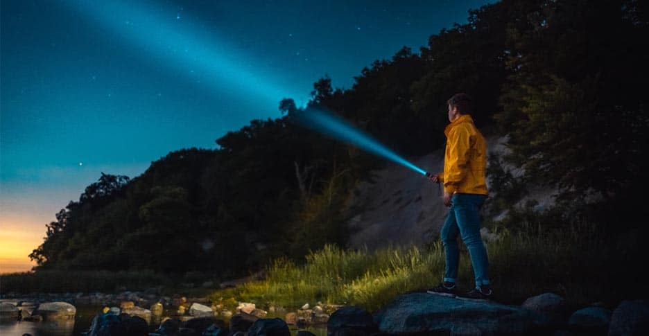 best rechargeable flashlight under $50