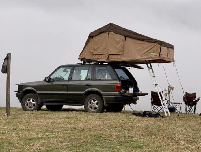 truck canopies for camping