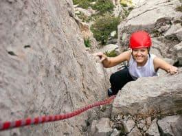 Rock Climbing vs Mountain Climbing