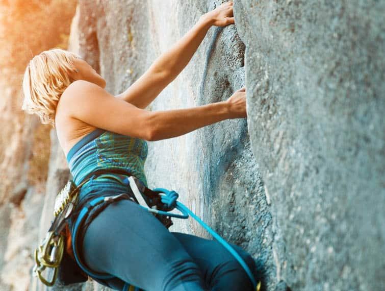 Is Rock Climbing Hard for Beginners