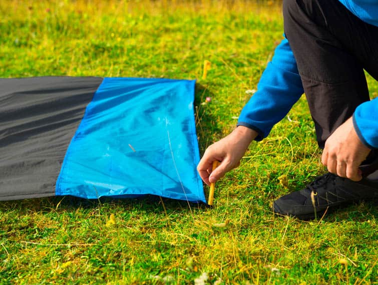 Tent Footprint vs Tarp