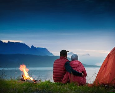 romantic things to do while camping