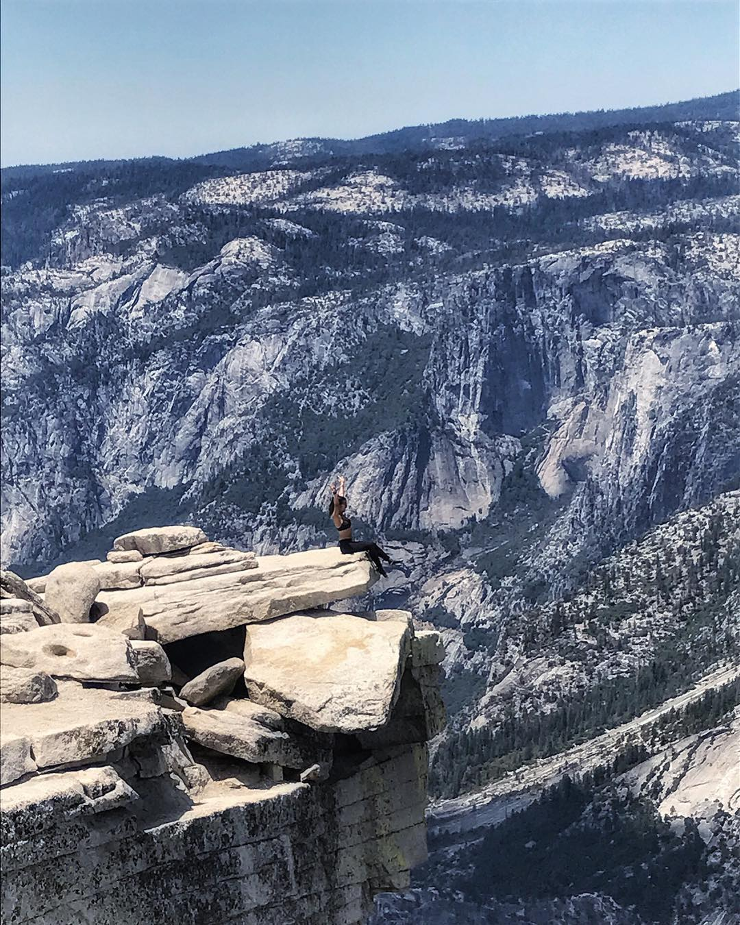 6 Great Summer Hikes in the United States - Half Dome, Yosemite National Park in California