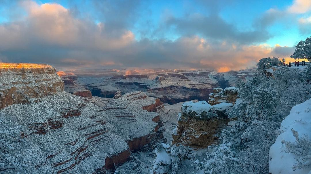 Top 7 National Parks in the USA - Grand Canyon