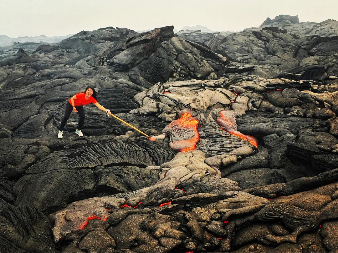 Top 7 National Parks in the USA - Hawaii Volcanoes National Park