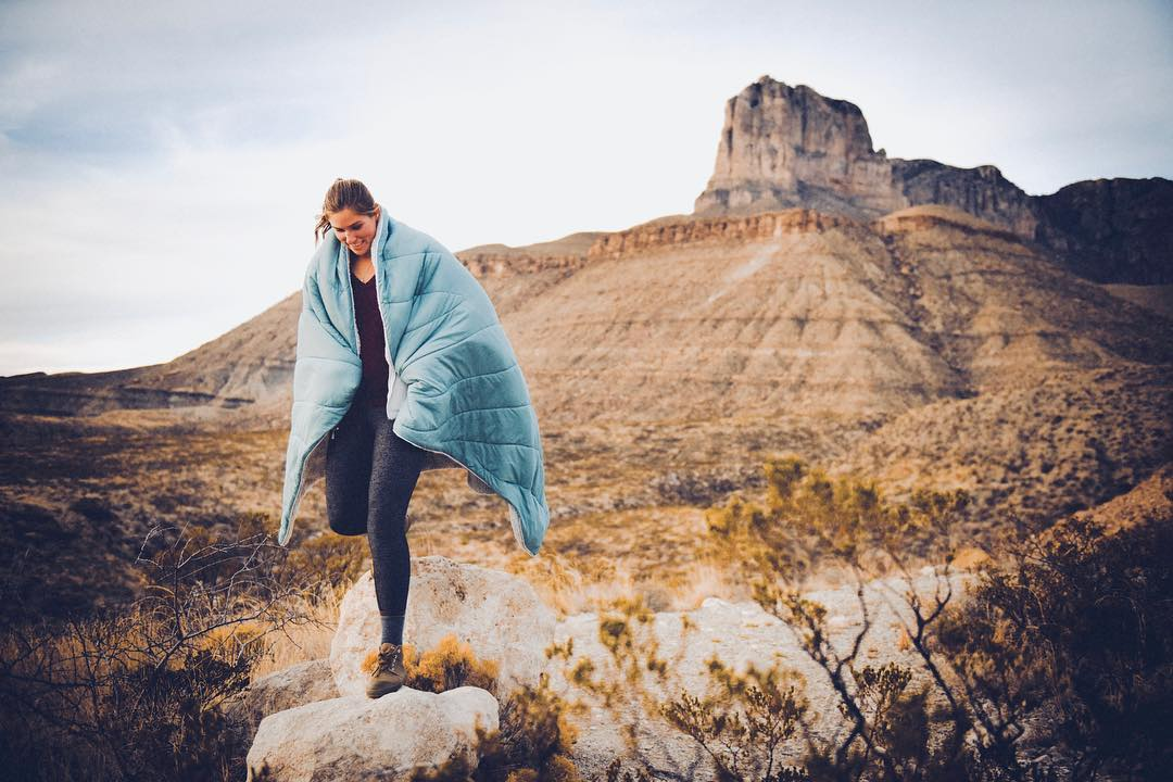 Best Backpacking Trails in Texas - Guadalupe Mountains National Park