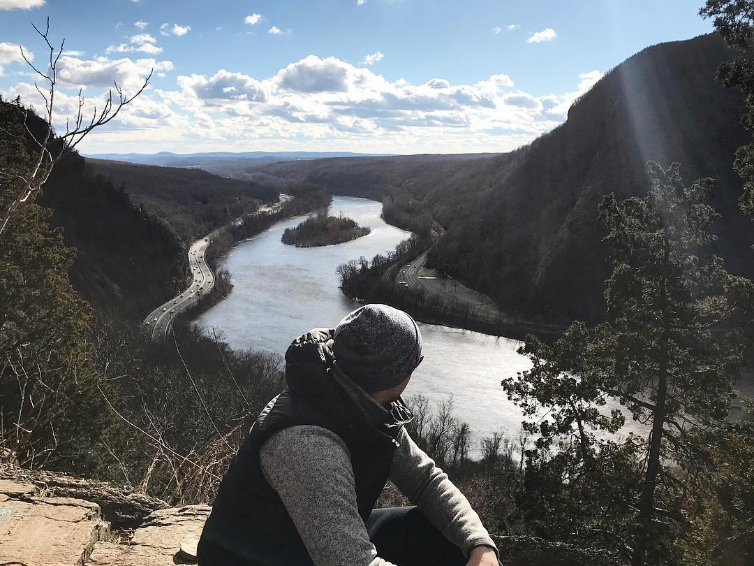 Most Breathtaking Hiking Trails You Must Visit in the United States - Mount Tammany