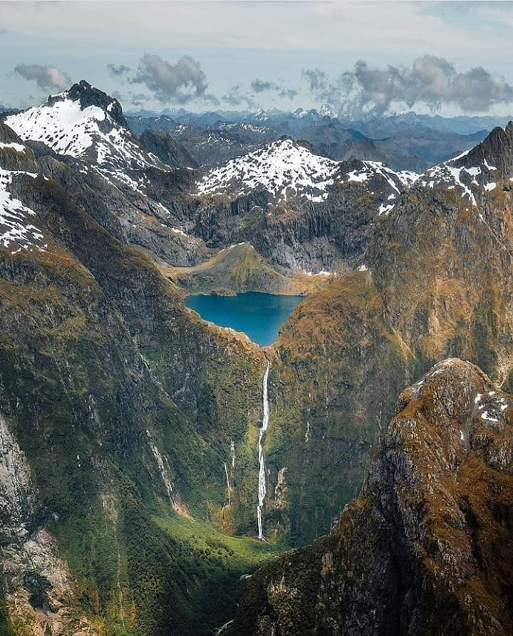 5 Best Backpacking Countries in the World - New Zealand