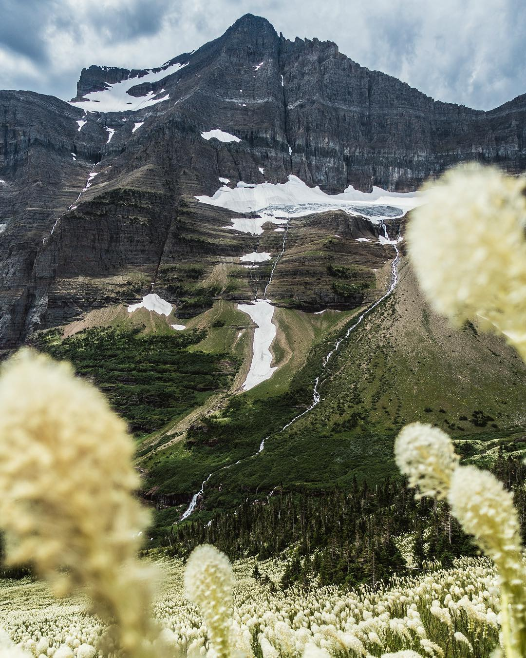 6 Great Summer Hikes in the United States - Glacier National Park in Montana