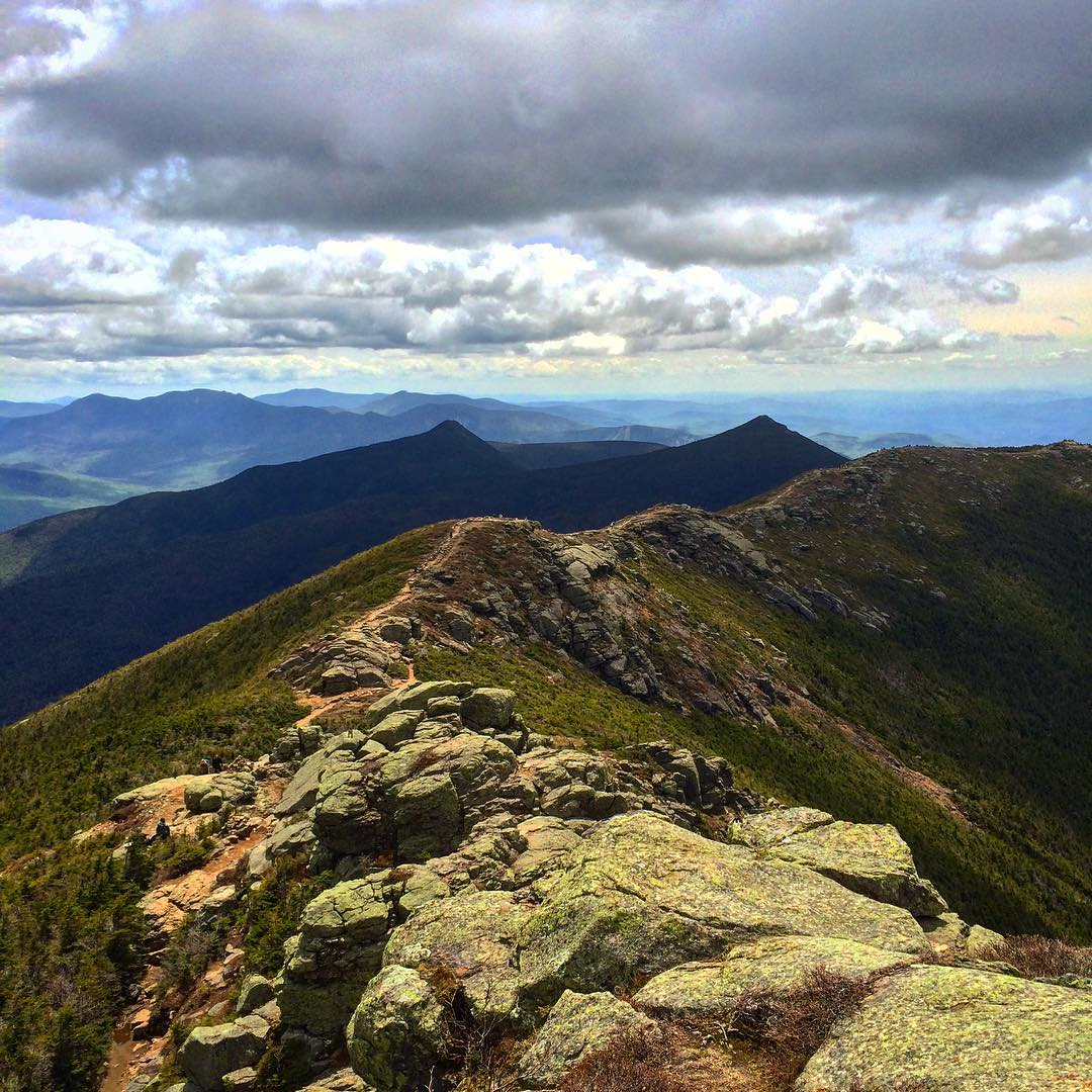 Most Breathtaking Hiking Trails You Must Visit in the United States - Franconia Ridge Traverse
