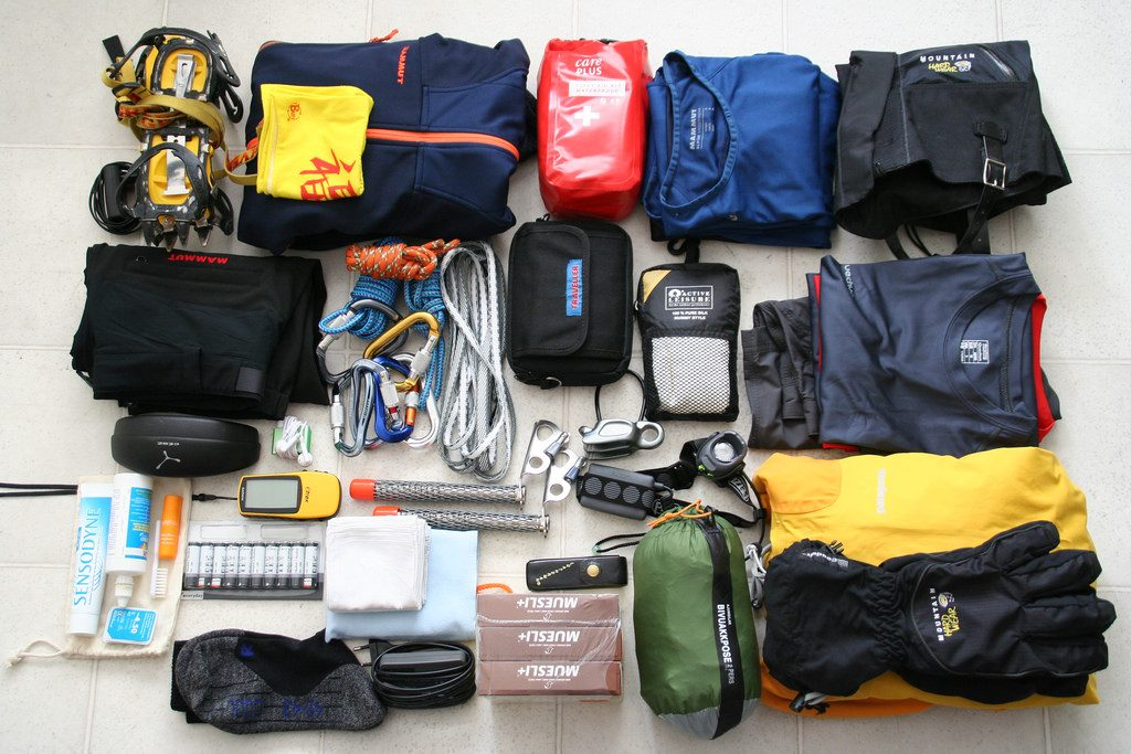 Essential Backpacking Gear List