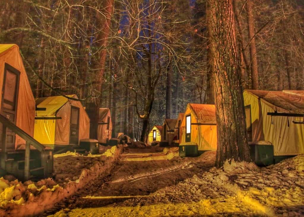 Best Places to Stay in Yosemite National Park - Curry Village